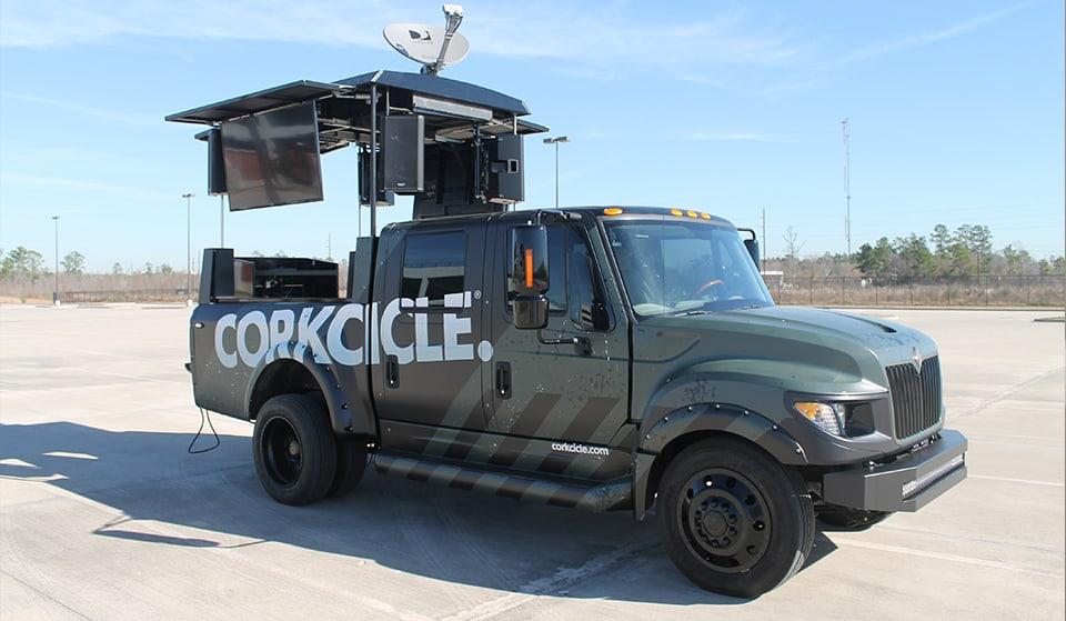 Mobile Marketing Vehicles