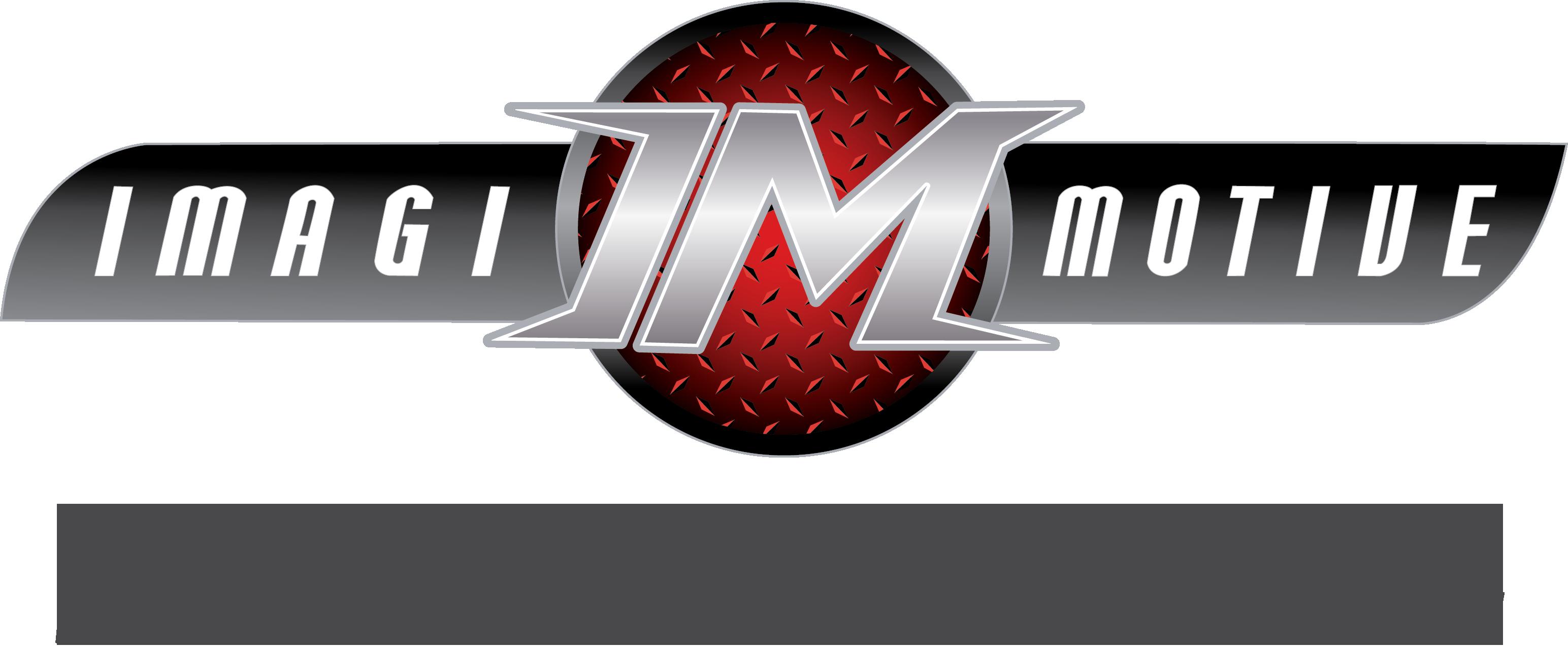 imagimotive logo with slogan
