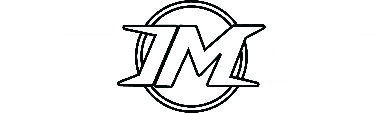 white and black pencil imagimotive logo