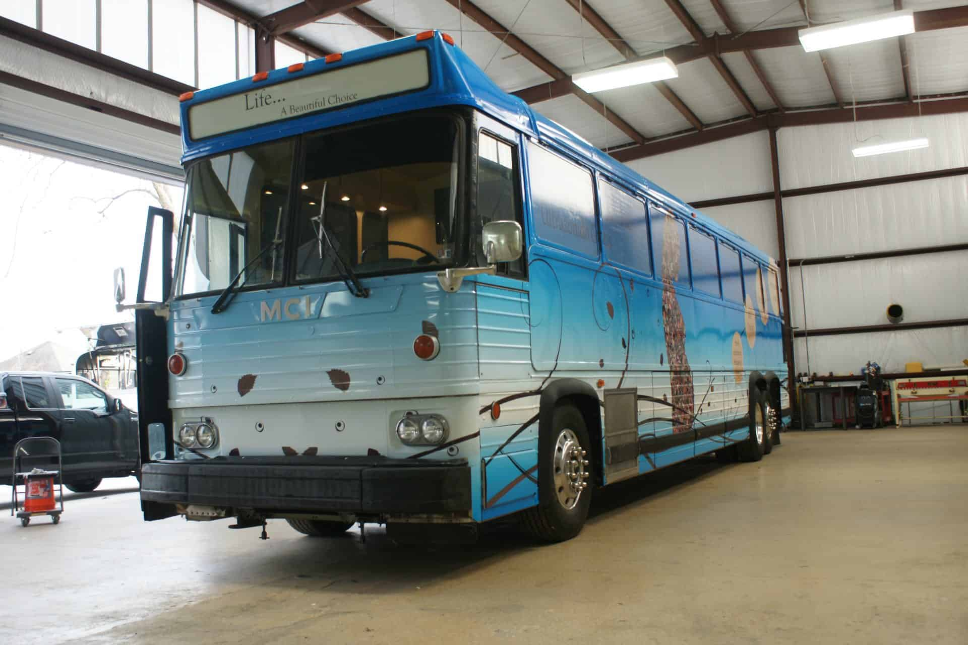 MCI Bus – HCFL Mobile Clinic - Imagi-Motive