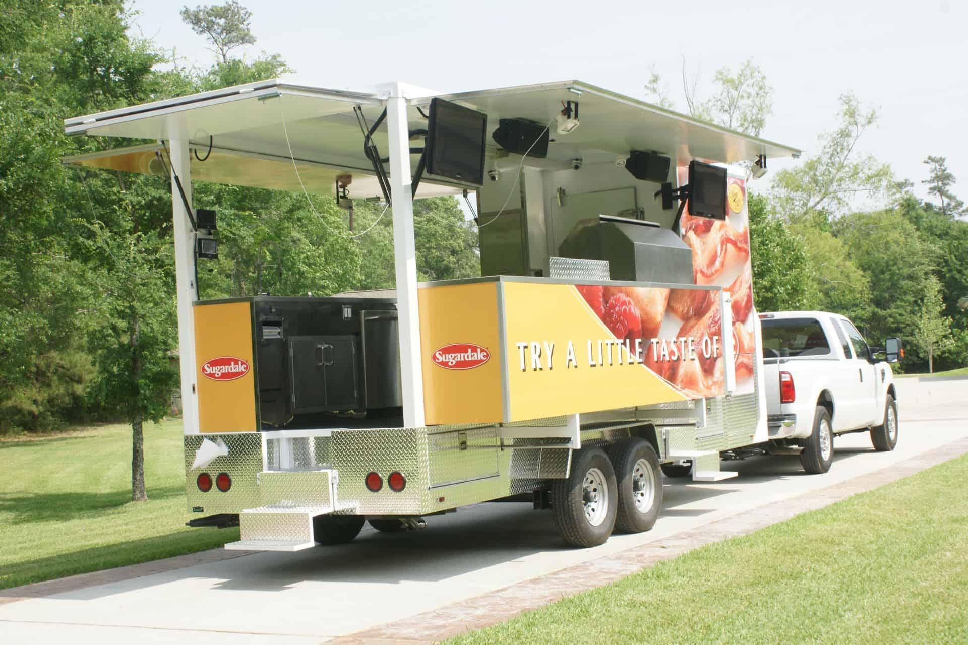 Texas Truck Sales >> Experiential Cooking Trailer - Imagi-Motive