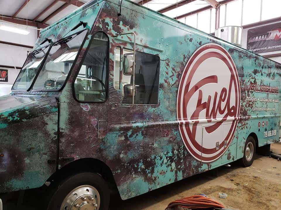 Fuel Food Truck Imagi Motive