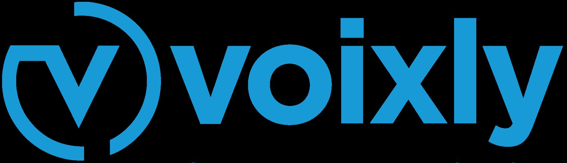 new voixly logo